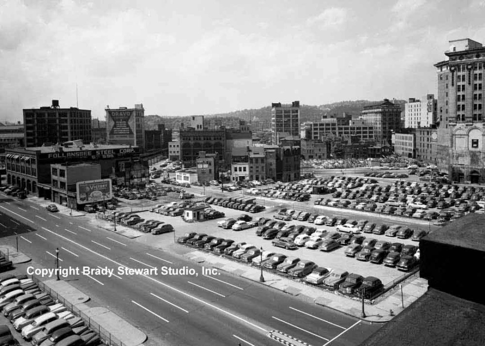 Pittsburgh History: Evolution of The Point and Skyline 1948-1990 Vol. 3 (1/6)