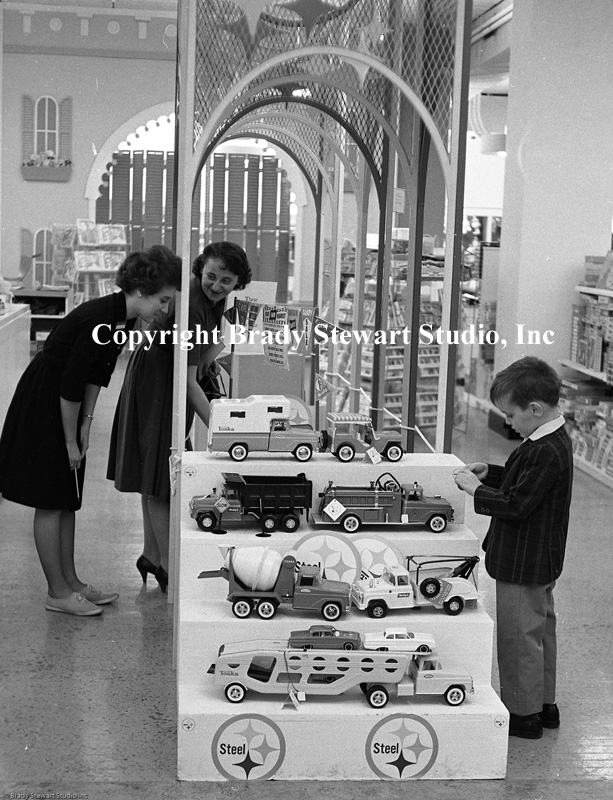 US Steel's Rhapsody of Steel Exhibition 1962 (3/4)