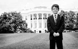 Me at the White House