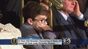 That's me at the State of the Union