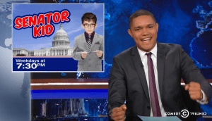 Senator Kid Daily Show