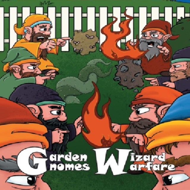 Garden Gnomes: Wizard Warfare