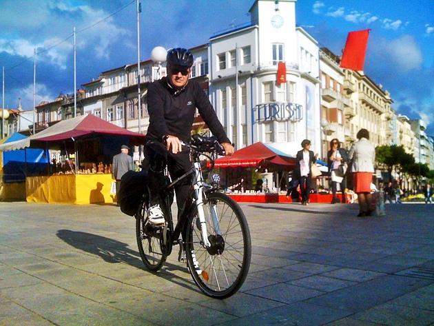 Ciclistas Urbanos em Braga #79