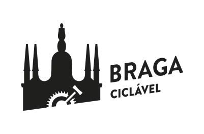 Braga Ciclável - logótipo horizontal