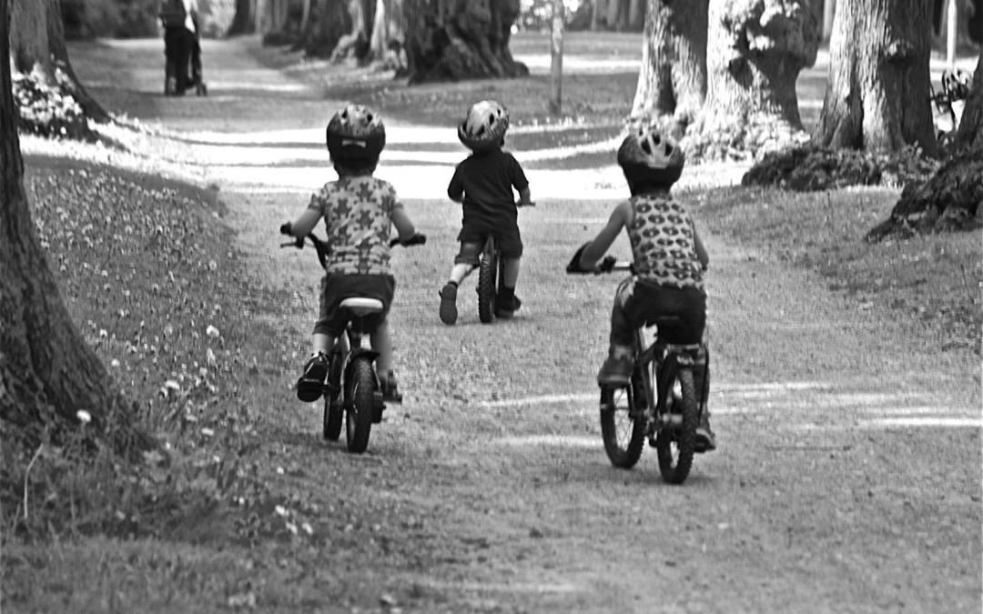 O uso da bicicleta não tem idade