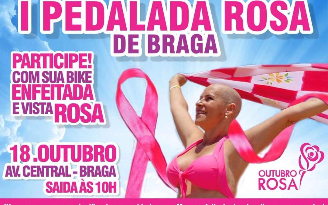 1ª Pedalada Rosa de Braga