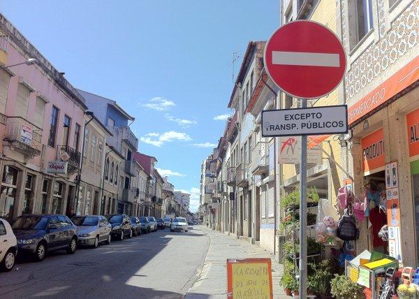 Rua D. Pedro V
