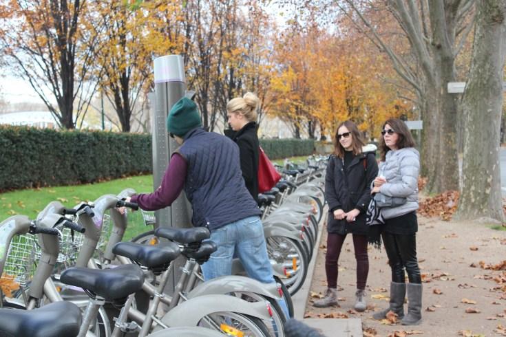 Vélib, Bike Sharing em Paris, - França