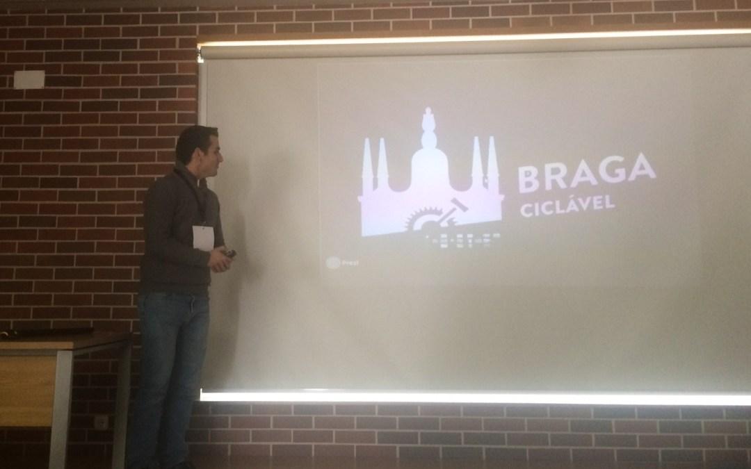 Braga Ciclável é inspiração para outras cidades do país