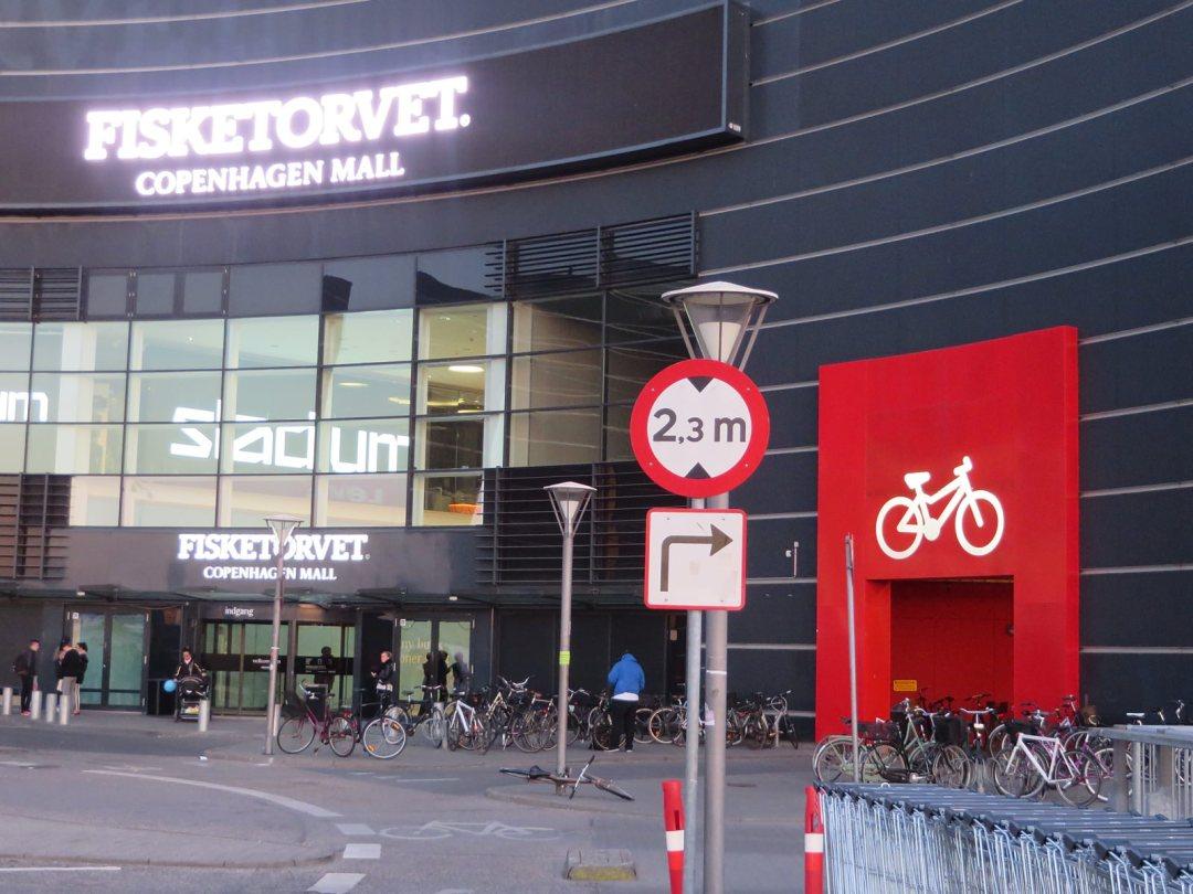 Investimento em infraestruturas para bicicletas, em Copenhaga