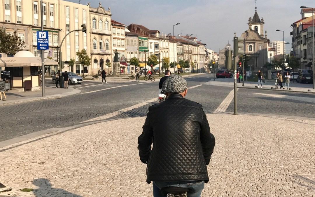 Afinal, Braga quer ou não apostar na bicicleta?