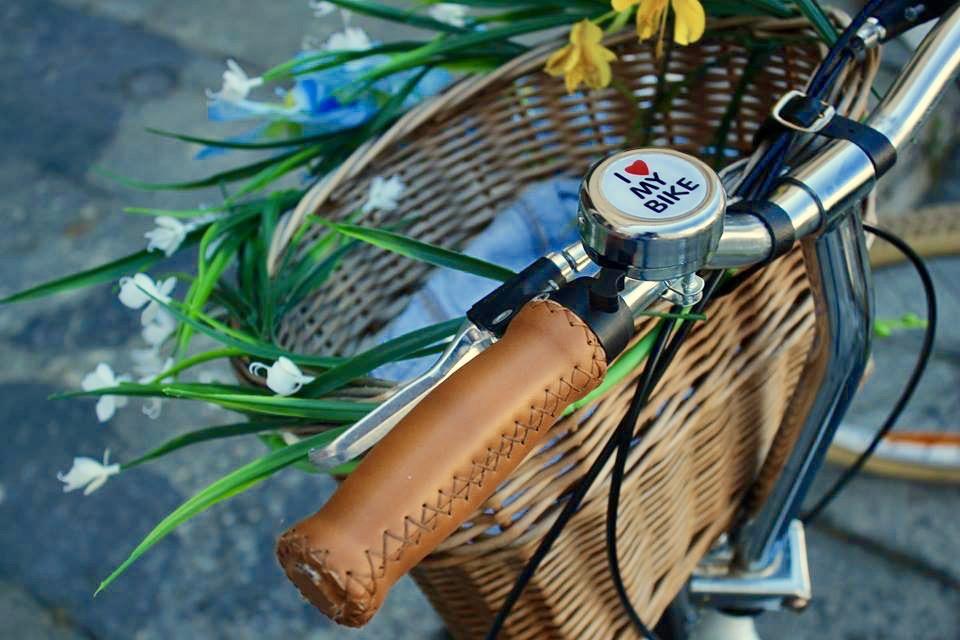 Primavera em bicicleta