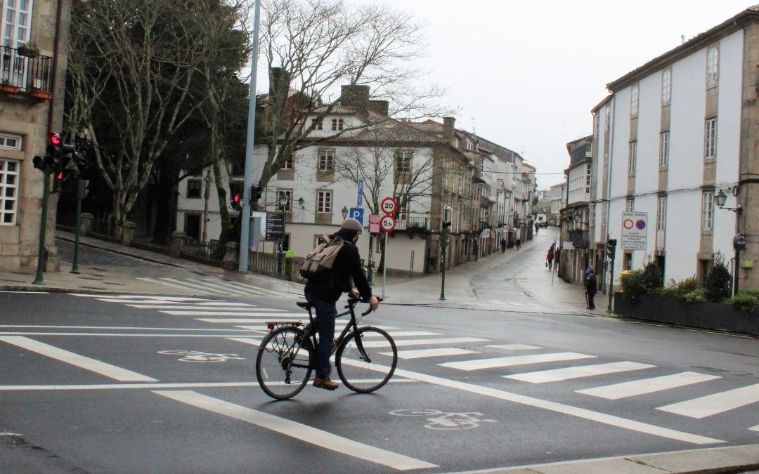 Bracarenses no mundo: a pedalar em Santiago de Compostela – O caminho faz-se pedalando