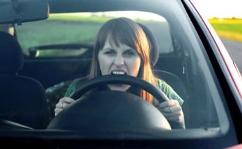 Road rage - fúria ao volante