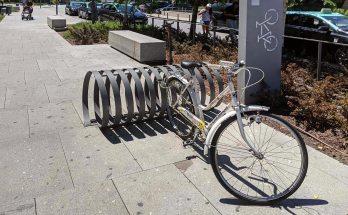 Bicicleta em Braga