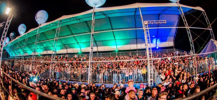 Ingressos da Festa do Peão 2019 de Bragança