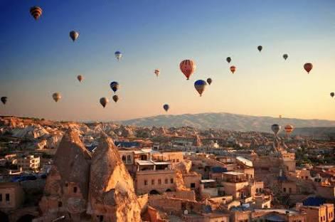 Dica de Viagem: que tal um voo de balão pela Turquia?