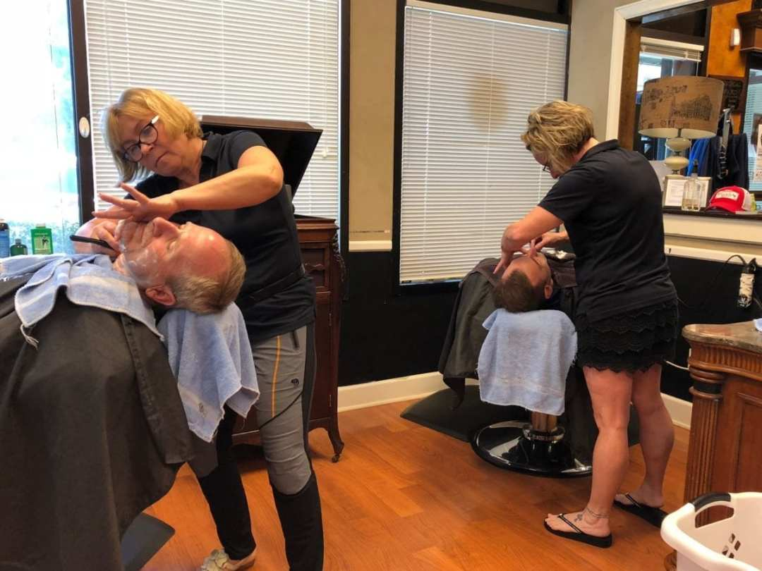 Barbers of the Lowcountry luxury shaves