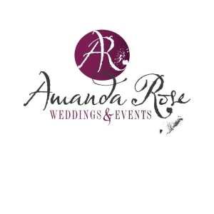 Logo for Amanda Rose Weddings & Events