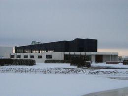 Nordic House in Reykjavik
