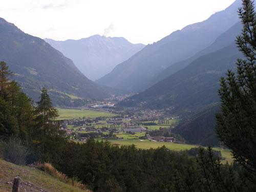 Una veduta di Bormio - Valtellina