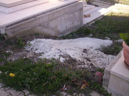 Cemento abbandonato