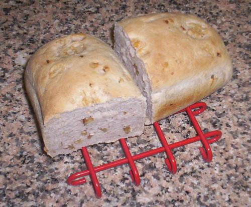 Il pane con le noci