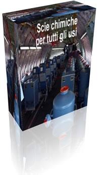 Una confezione di scie chimiche :-)