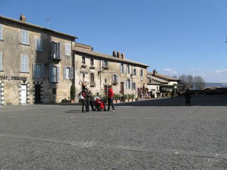 Piazzale del Duomo di Orvieto