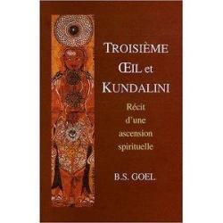 Troisième oeil et Kundalini : Récit d'une ascension spirituelle [Broché]