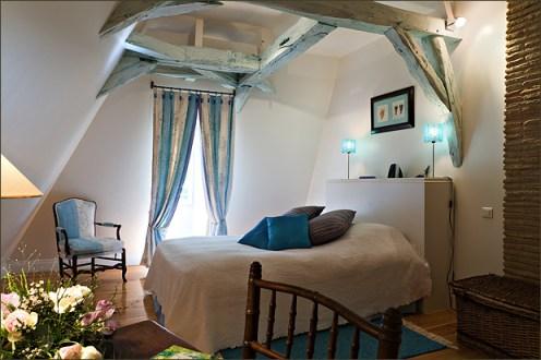 Hôtel du domaine de Bignac, chambre