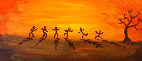 The african spirit by janorien