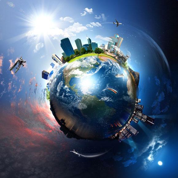 Le monde : co-création