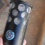 Brahma Field 8, light weight 2nd order microphone