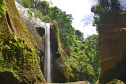 At about 60 meters high, Ambon-ambon Falls is a rare beauty.