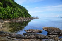 This islet has some of the most spectacular rock formations...