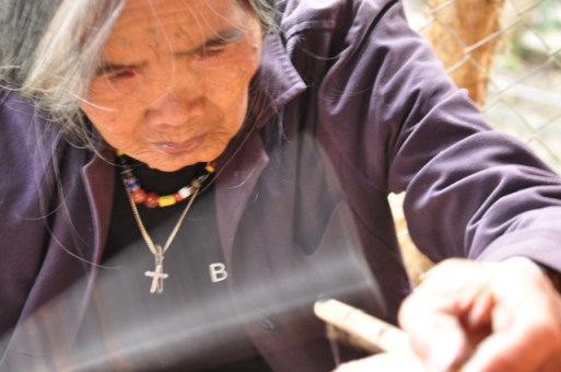 Buscalan owes its popularity to Apo Whang-od, the last living practitioner of Kalinga tattoo tradition.