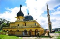 Buadi Sacayo Mosque