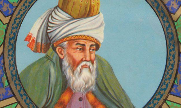 A Ruba'i by Rumi (Translation)