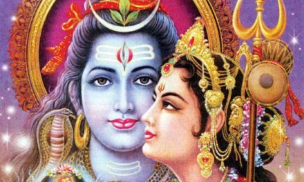 If Parvati Wrote a Love Letter to Shiva After 1700 years of Marriage