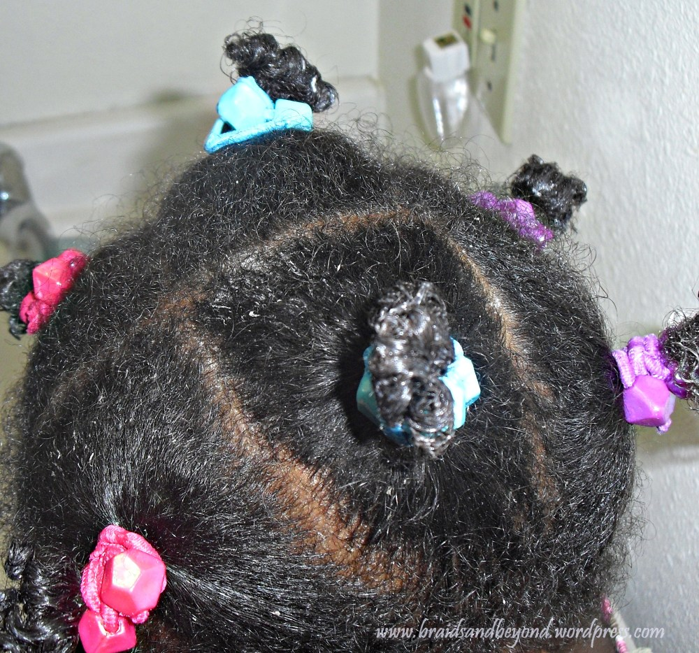 Poofs and Curls: Two Styles in One (6/6)