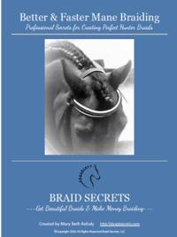 Ebook Cover Hunter Braids. PNG