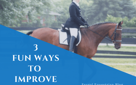 Improve Your Riding - 3 Fun Ways