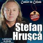 Eveniment - Stefan Hrusca, in concert la Braila pe 27 Noiembrie