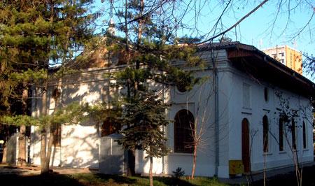 Braila, Biserica Sfintii Arhangheli Mihail si Gavriil