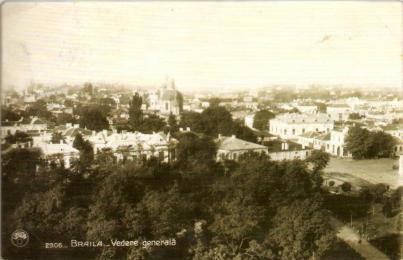 Braila, Strada Rahovei, fosta Foburgului, pana in 1885