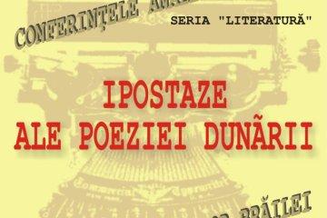 """Eveniment Braila - Conferintele """"Analelor Brailei"""", seria """"Literatura"""""""