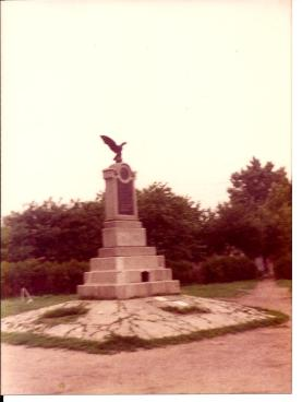 Braila - statuia din Chercea
