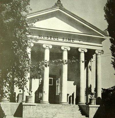 Muzeul Anastase Simu - Bucuresti