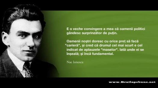 Nae Ionescu legenda